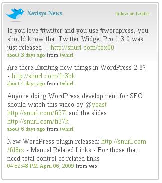10 Twitter Plugins That Will Increase Your WordPress blog