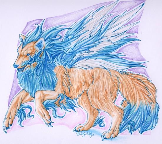 Mythical_Animal_by_WhiteSpiritWolf