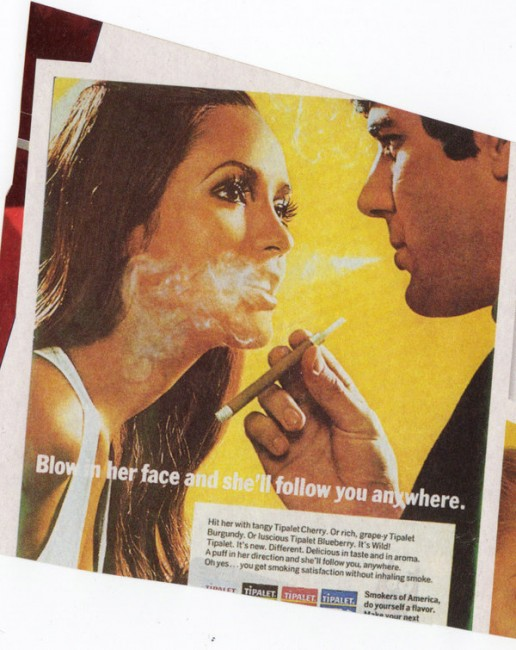 Old Cigarette Advertisement by valleyofdeadoaks 516x650 Old Advertisements And Ad Inspirations
