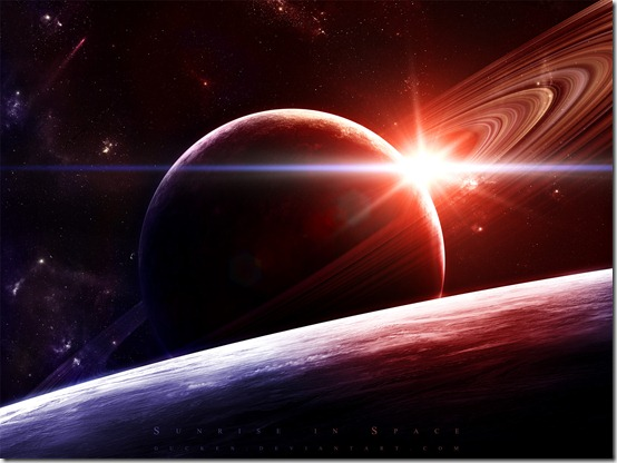 50 Beautiful 3d space wallpapers