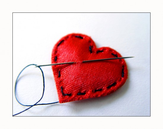 self prepared heart  by plectrude 550x434 20 beautiful heart inspirations