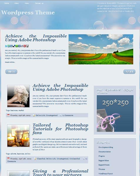 simplebox 101 free premium wordpress themes