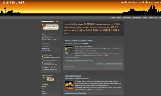suncity 101 free premium wordpress themes