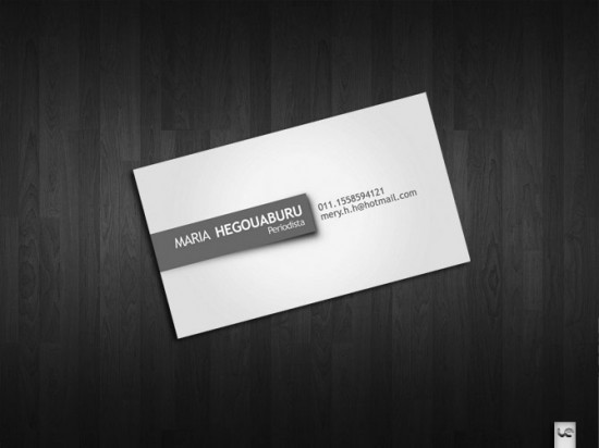 3c8f7c97b491233c 550x412 20 Beautiful Business Card Designs