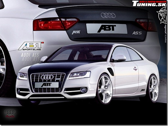 Audi A5 Tuning by TuningmagNet thumb 50 Great Examples of Car Tuning In PhotoShop