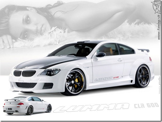 BMW M6 Tuning by TuningmagNet thumb 50 Great Examples of Car Tuning In PhotoShop