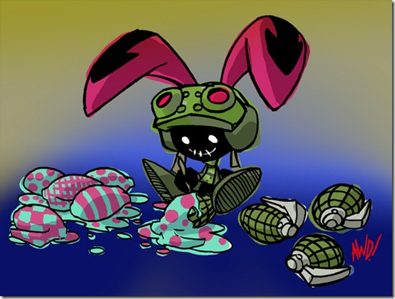 Bippi_Easter_by_AndrewDickman