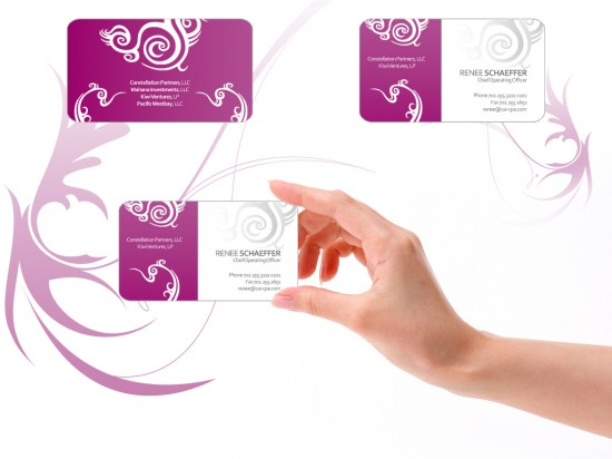 Business Card by rusadrianewald 550x412 20 Beautiful Business Card Designs