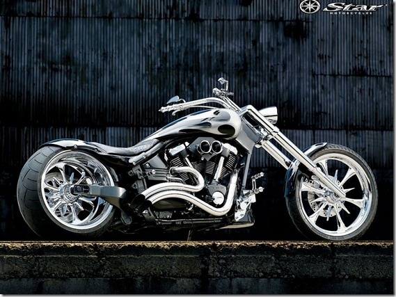 Custom_Star_Street_Chopper