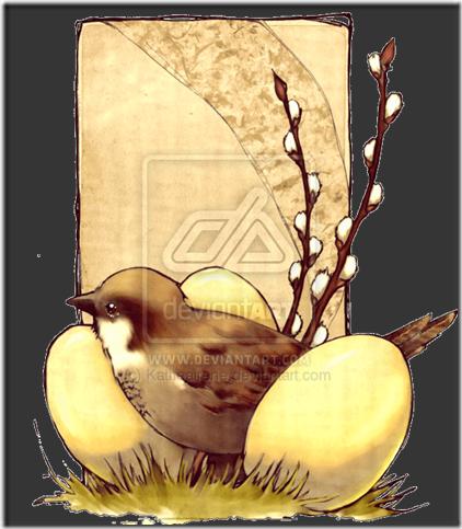 __Easter___by_Katheairene