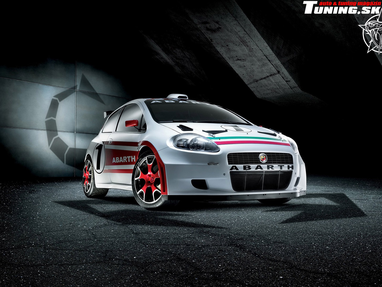 of Car Tuning In PhotoShop