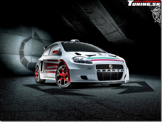 Fiat Grande Punto Tuning by TuningmagNet thumb 50 Great Examples of Car Tuning In PhotoShop