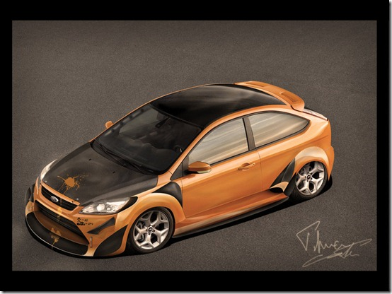 Ford_Focus_4Tuning_Days_Front_by_enth3os