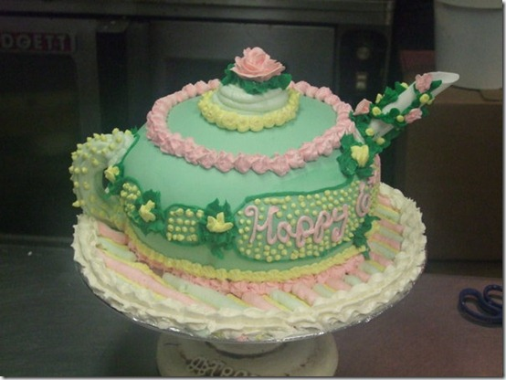 Im alittle tea pot by The Mad Hattres thumb 100 Amazing Examples Of Art You Can Eat