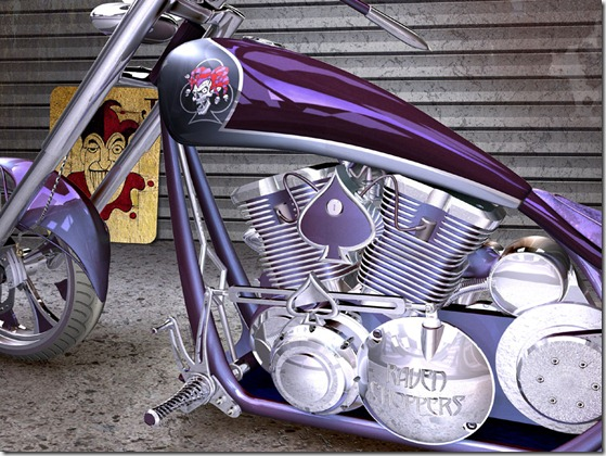 Joker_Moto_Bike,_Chopper_Concept