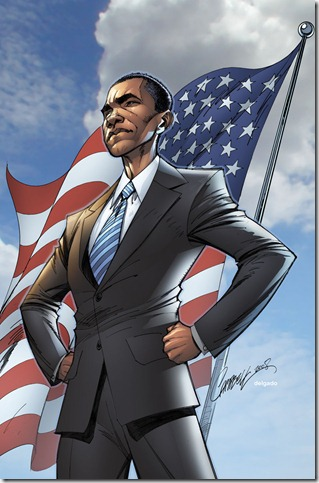 Obama bio cover by Eldelgado thumb 33 Pictures Inspired By Barack Obama