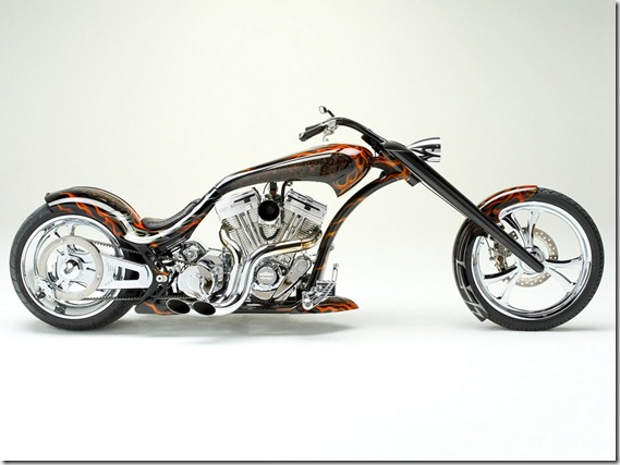Amazing Chopper Designs