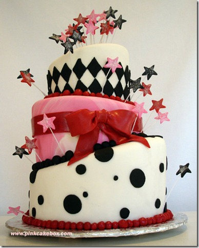 Topsy Turvey Birthday Cake by pinkcakebox thumb 100 Amazing Examples Of Art You Can Eat