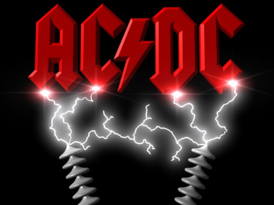 acdc logo11 550x412 10 The best Rock/Metal Bands Logos