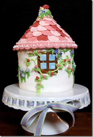 fairy tale cake by cakelover88 thumb 100 Amazing Examples Of Art You Can Eat