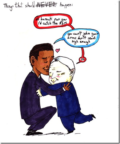 i ship obama mccain by StrangeWeirdo thumb 33 Pictures Inspired By Barack Obama