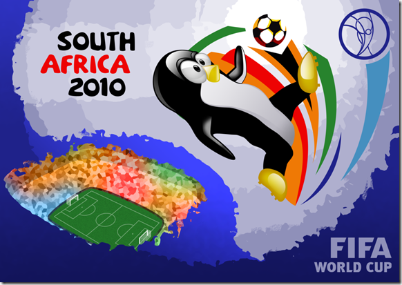 FIFA World Cup 2010 Africa by LucasRib thumb World Cup 2010 Best Wallpapers And Inspirations