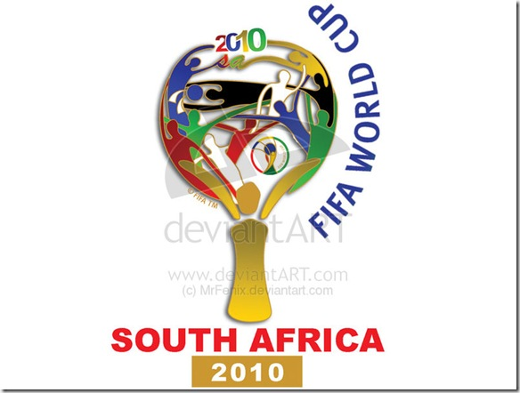 Fifa 2010  South Africa by MrFenix thumb World Cup 2010 Best Wallpapers And Inspirations