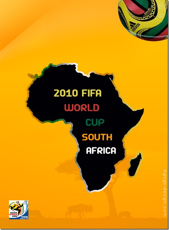 Fifa world Cup 2010 POSTER by AgogsDesign thumb World Cup 2010 Best Wallpapers And Inspirations