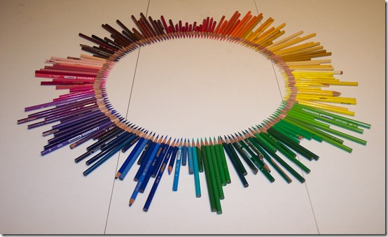 My Pencil Crayons by Icantfindagoodname thumb 30 Beautiful Pencils and Pencil Creations