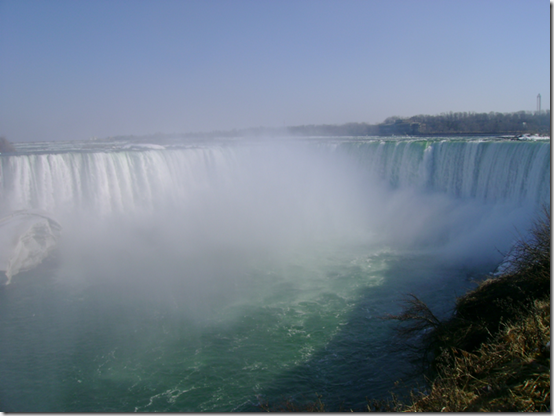 Niagara Falls View by monsterkookies thumb 40 Amazing photos of Niagara Falls