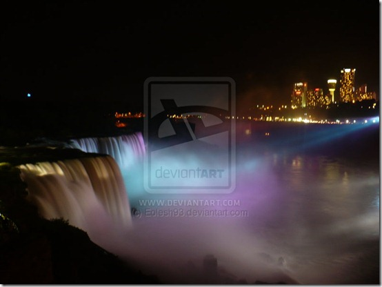 Niagara Falls by Eolesh93 thumb 40 Amazing photos of Niagara Falls