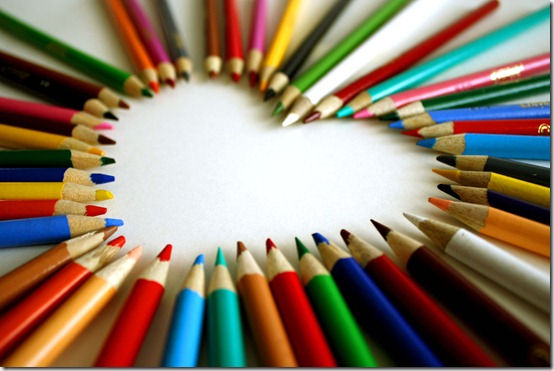 Pencil Crayons3 by importracer1 thumb 30 Beautiful Pencils and Pencil Creations