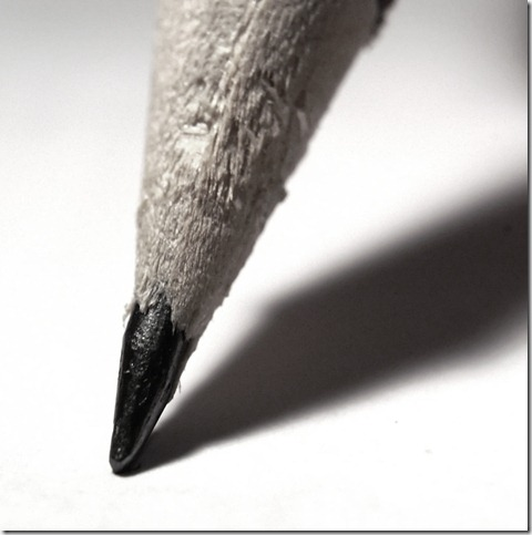 Pencil by positively thumb 30 Beautiful Pencils and Pencil Creations
