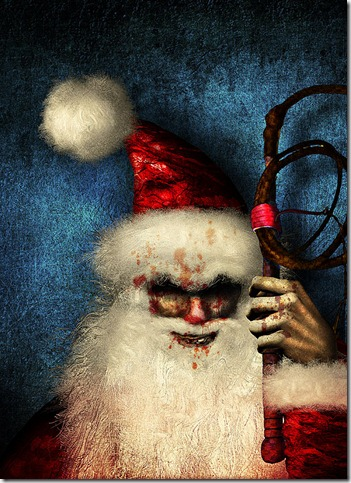 SANTA CLAUS by aspius thumb 30 Inspiring Santa Clauses That Are Not Real