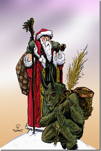 Santa_and_Krampus_by_Boatwright