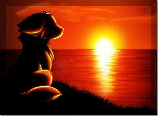 Sunset_by_Meganii