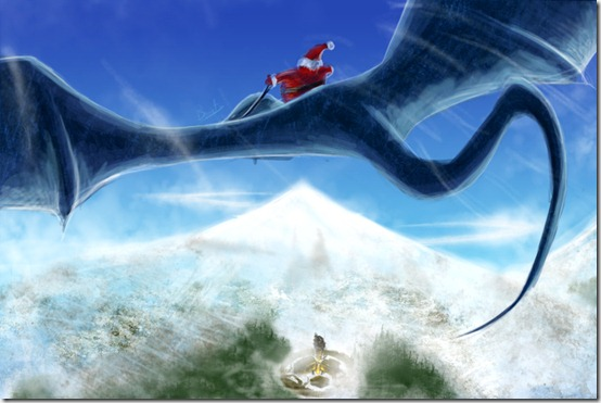 TAC  travel of santa claus   Z by zevenstorms thumb 30 Inspiring Santa Clauses That Are Not Real