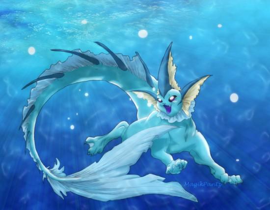 Underwater_Vaporeon_by_MagikPantz