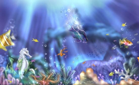 __Underwater___by_bishoujosteph