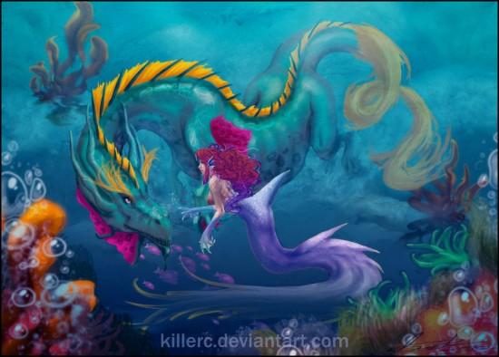 Underwater_meeting_by_KillerC