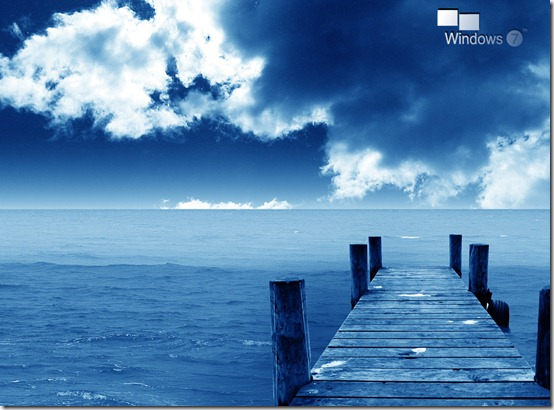 Win7byHuGg thumb 32 Defaults Windows 7 Wallpapers