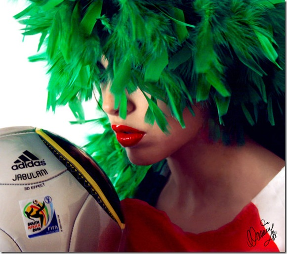 World Cup Fever   2010 by Aetas Art thumb World Cup 2010 Best Wallpapers And Inspirations