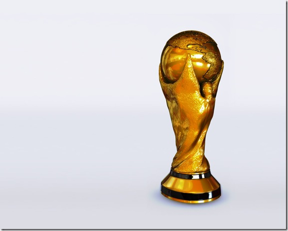 World Cup Trophy Wallpaper by saberrider thumb World Cup 2010 Best Wallpapers And Inspirations
