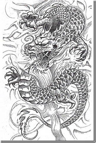 dragontattoobyjedimistrzmocythumb thumb Beautiful Tattoos Design