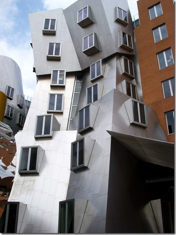 grey towers by chao9 thumb 20 Amazing Examples Of Unusual Buildings