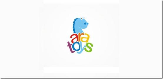 logo-design-Ara-Toys