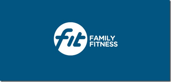 logodesignFamilyFitness thumb 50+ fresh logo designs