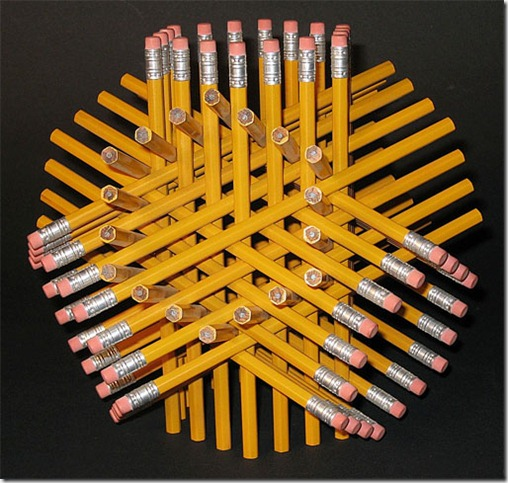 penci1ls thumb 30 Beautiful Pencils and Pencil Creations