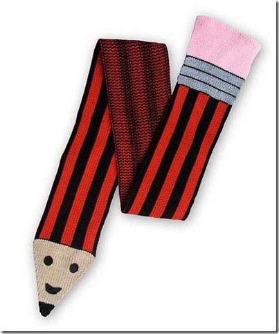 pencil-scarf