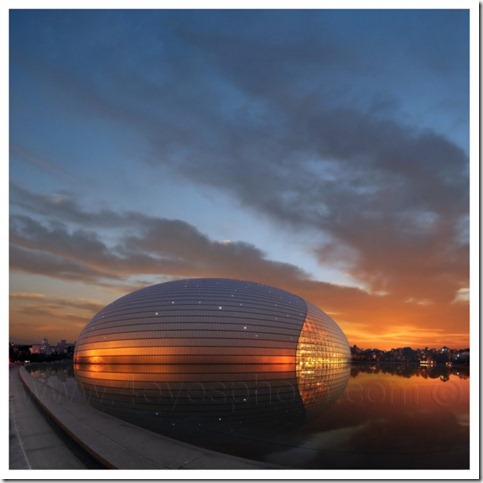 the Egg by foureyes630x630 thumb 20 Amazing Examples Of Unusual Buildings